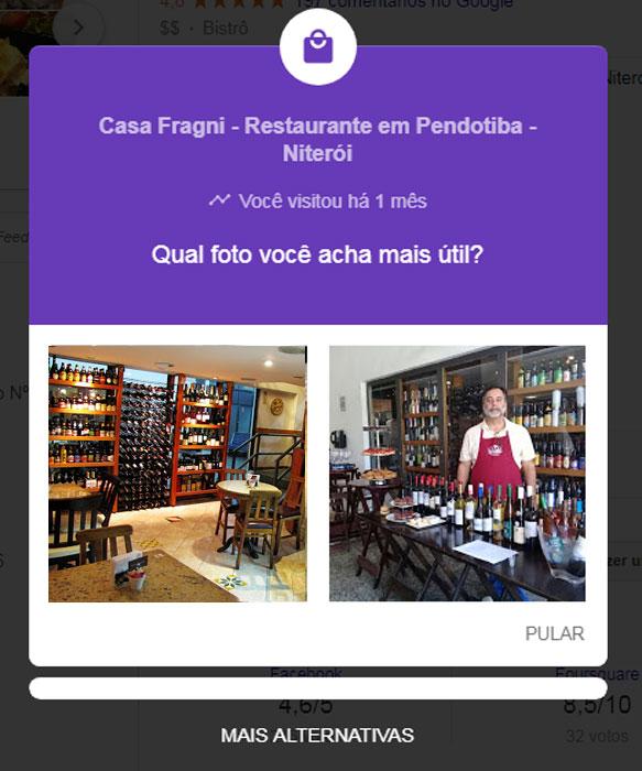 Problemas no perfil do Google Meu Negócio que você não sabia Google Meu Negócio Otimização de Buscas (SEO)  fotos-google-meu-negocio-niteroi