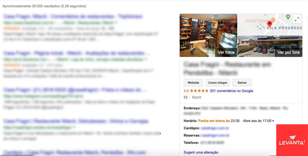 Como reivindicar minha empresa no Google Meu Negócio Google Meu Negócio SEO  ficha-gmn-google-1024x519