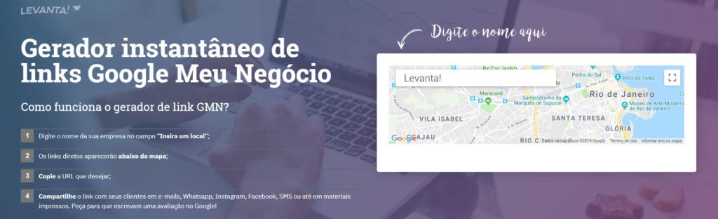 6 tarefas que você não precisa terceirizar para melhorar o seu marketing local Marketing Digital  como-criar-link-de-avaliacao-no-google-meu-negocio-levanta-ferramenta-1024x312