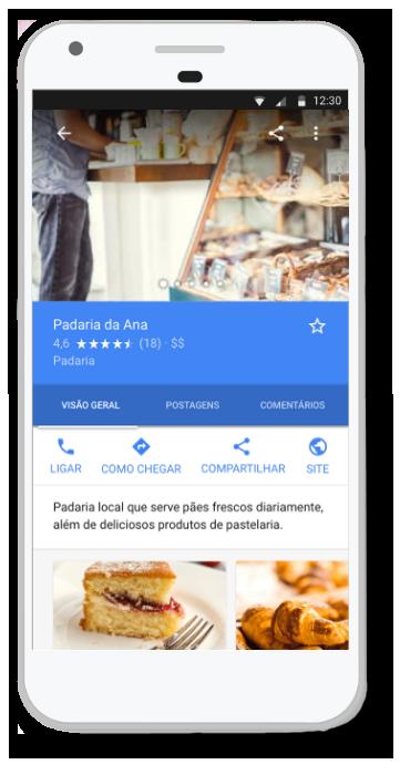 Marketing Digital para Negócios Locais - Niterói  google-meu-negocio-celularr