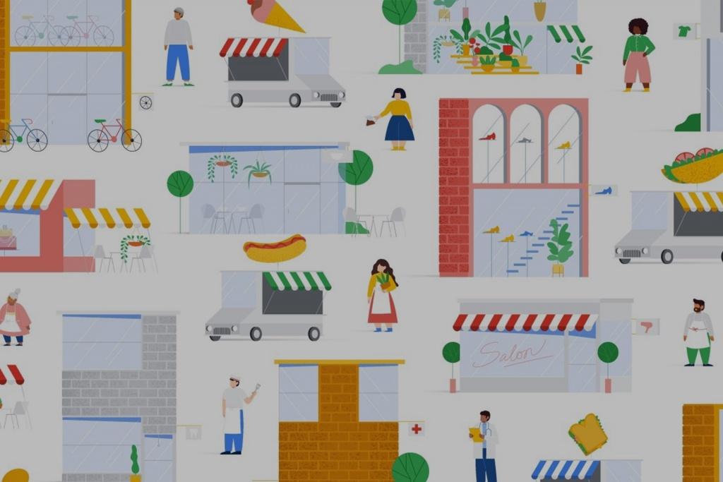 Informações quentes do Google sobre o que negócios locais precisam para sobreviver
