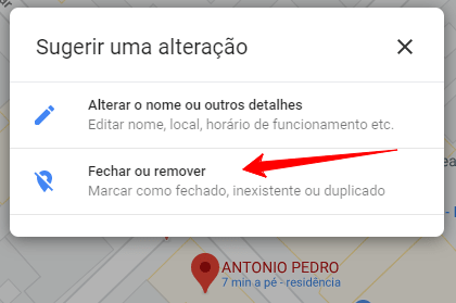Como excluir Google Meu Negócio (passo a passo para apagar a ficha!) Google Meu Negócio  Excluir-ficha-Google-Maps2-min