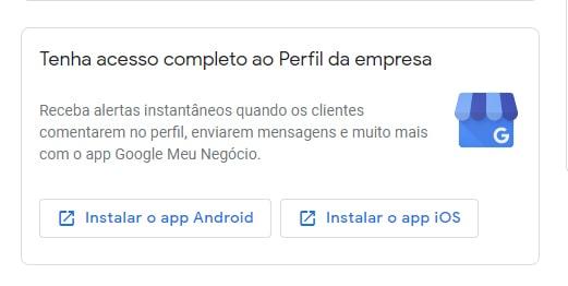 Top 5 ferramentas do Google para turbinar o seu Google Meu Negócio Marketing Digital  app-google-my-business-min