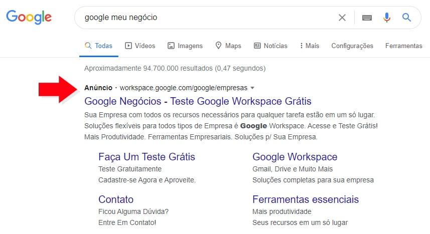 Top 5 ferramentas do Google para turbinar o seu Google Meu Negócio Marketing Digital  gmn-google-ads-min
