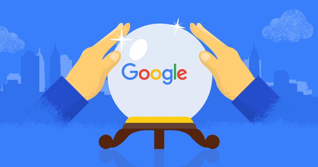 Top 5 ferramentas do Google para turbinar o seu Google Meu Negócio Marketing Digital  google-fortunetelling-min-1024x538